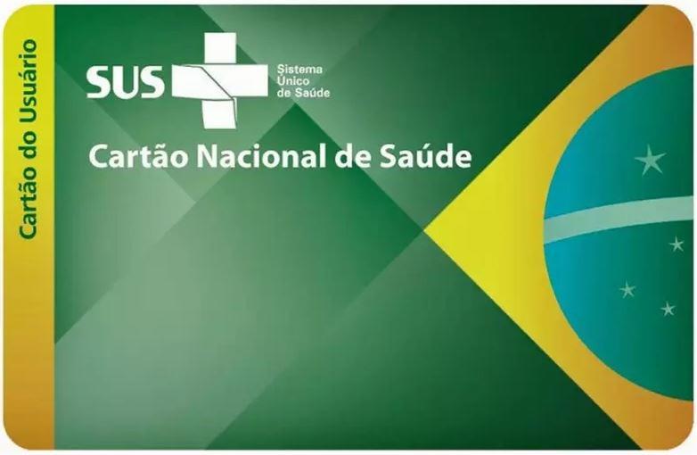O Cartão Nacional de Saúde (CNS), conhecido como Cartão SUS