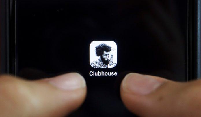 Aplicativo Clubhouse