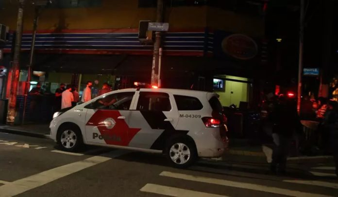 Operação da polícia em São Paulo