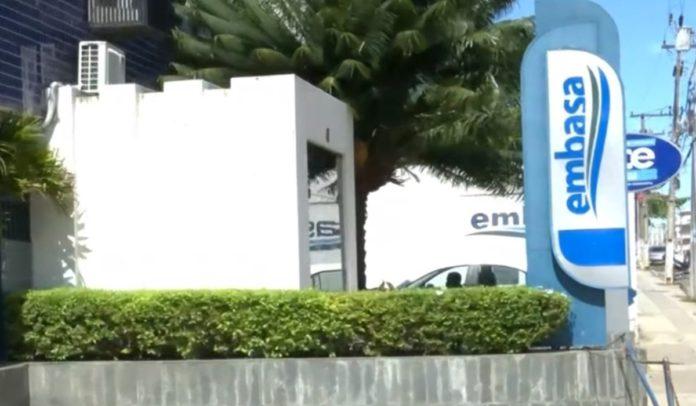 Sede da Embasa em Vitória da Conquista