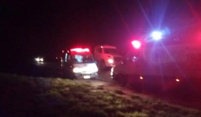 Acidente que deixou cinco pessoas da mesma família mortas na BR-020
