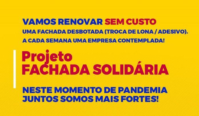 Projeto Fachada Solidária