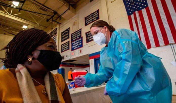 Vacinação contra Covid-19 nos Estados Unidos