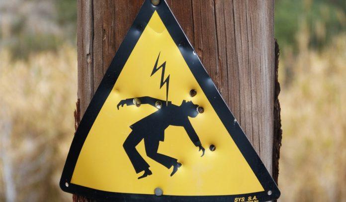 coelba faz alerta para evitar choques elétricos em períodos de chuva forte