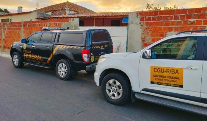 PF cumpre mandados na Bahia em operação contra fraudes para compra de insumos da Covid