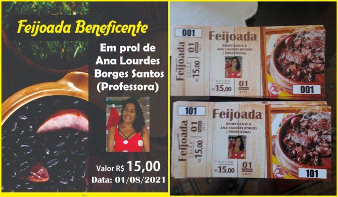 Feijoada Beneficente quer ajudar portosegurense com Leucemia