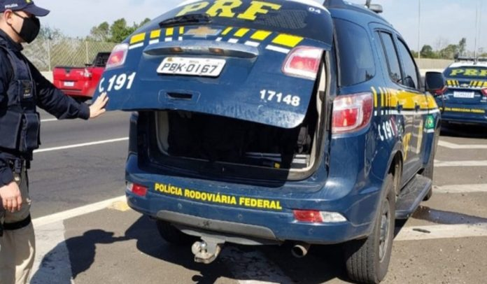 Foragido da Justiça é preso em Eunápolis