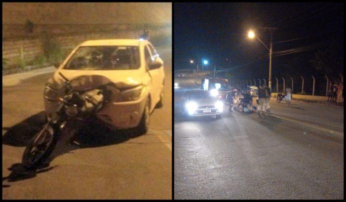 Porto Seguro: Acidente grave na Avenida do Trabalhador deixa um morto