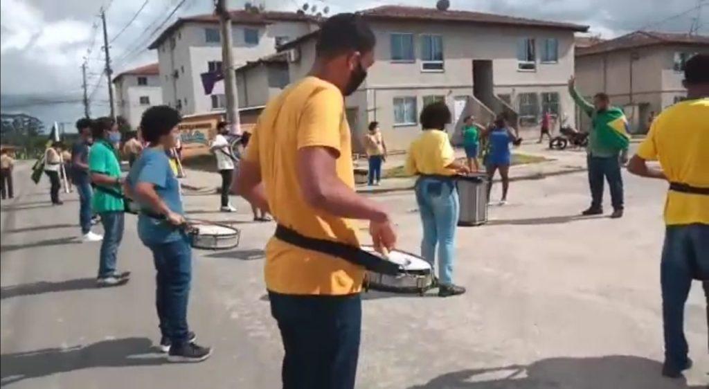Porto Seguro tem desfile de 7 de Setembro