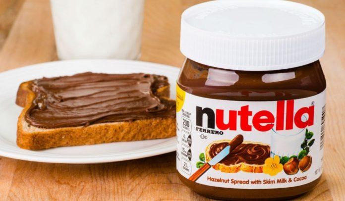 Candidato à presidência da França quer 'banir' a Nutella no país