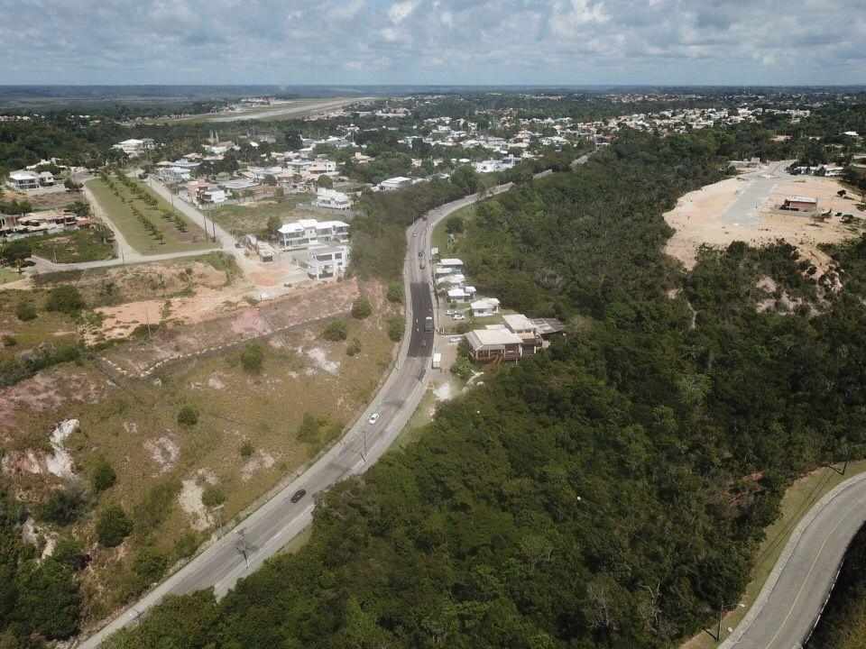 Asfaltamento da ladeira do Outeiro da Gloria em Porto Seguro não aconteceu. Obra cobriu cerca de 50 metros da via.