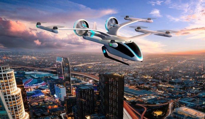 Startup da Embraer recebe pedido de 100 'carros voadores'